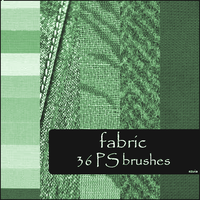 fabric brushes by szuia