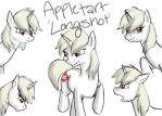 Appletart 'Longshot' by Crystal-Eclair
