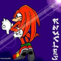 Knuckles by momochisa