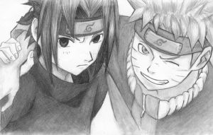 #1 First Anime: Naruto :) by TTAlwins