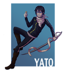 Yato by The-demons-heart