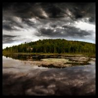 Storm Clouds by biroo87