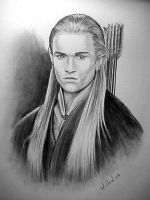Lord of the Rings Legolas by willow1