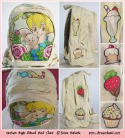 Honey Backpack by Eeni