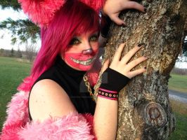 The Cheshire Cat by xXxHeatherAnnxXx