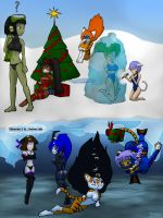 Christmas pic 2012 by UWfan-Tomson