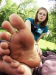 Brittany's feet by SimplethingsFeet