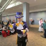 Mascot Takeo at Nekocon 2014 by Smbzoo448