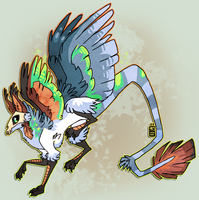 Redesign for SkitzoFreshness by griffsnuff