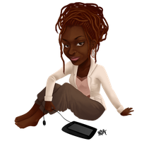 commission   imani by meirha