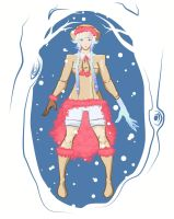 Ice Witch by PKLdesigner