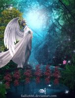 Fairy Forest by fadlie666