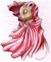Blind Mouse in a Cloak by Pickledsuicune