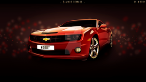 Chevy Camaro by Woody by WoodysDesignz
