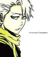 Hitsugaya Toshirou by Happinessxsorrow