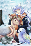 SS mintwinter by caydett