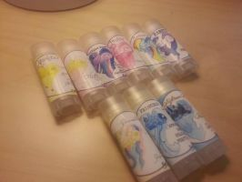 My Little Pony Solid Perfumes by Starrydance