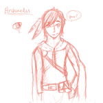 Archimedes Human Concept by music-mimic