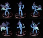 Trixie Magic-Attack Pose (Custome Figure) by Hovel