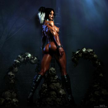 Dark Dolls 7 - Tanz der Schatten by muscl3Don