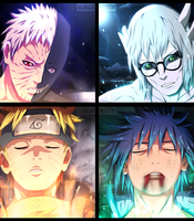 Naruto chapter 667 - COLLAB by Kortrex