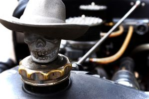 Cowgirls, Motors and Death by Advantages