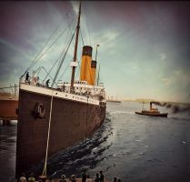 The Oceanic Queen by RMS-OLYMPIC