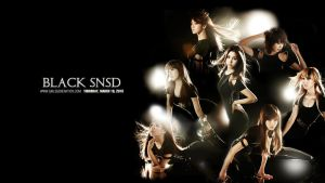 SNSD 7 in 1 by mingleung97