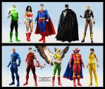 Justice League of America TEST by DouglasShuler