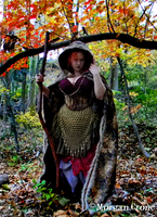 Autumn Witch 35 by MorganCrone