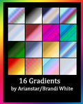 16 Gradients by Arianstar