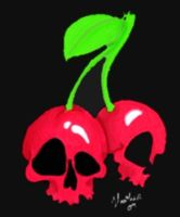 Cherry Death by GLOOMKITTY