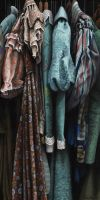 Costumes from the Stratford Warehouse No.11 by chriskleinart