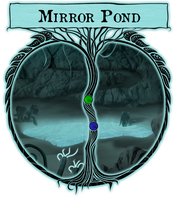 Mirror Pond - Gameboard by Konsumo