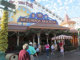 Toy Story Midway Mania! by BigMac1212