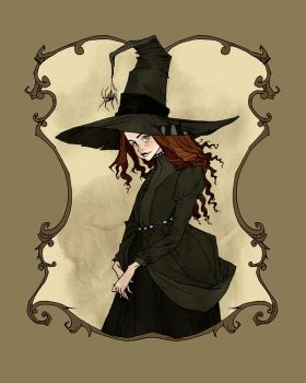Little Witch by AbigailLarson