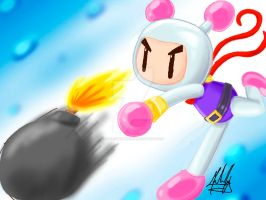 Bomberman Bomb (Remake) by SailorBomber