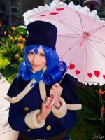 Juvia Lockser from Fairy Tail by SNTP