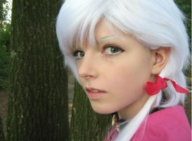 Alka [blade and soul] cosplay closeup :3 by clowndias