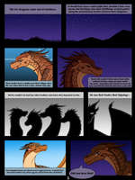 The Dark Secret Prologue Comic Page 1 by Haasiophis-Sahel