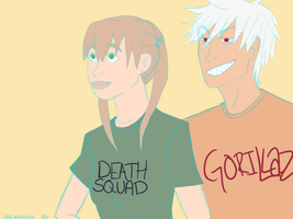 Death Squad by MoriGrace