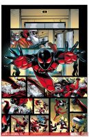 Scarlet Spider #12 by ReillyBrown