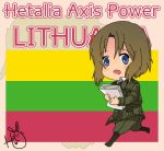 Hetalia Axis Power Lithuania by leadervance