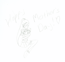 Mother Loves You, Too by TinyKuroNeko