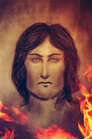 Feanor - Spirit of Fire by Vinyamare