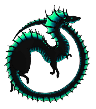 Tiny Dragon by TheUnseelie