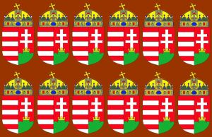 Magyar,Hungarian wallpaper,crest by OPTILUX