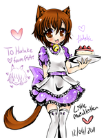 Hatake-hime's Free Treats by HoneyDoodles