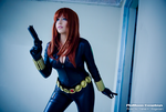 Black Widow : Ready, Set, Target by plu-moon