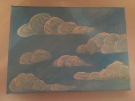 Cloudy Sky - FOR SALE by g-girl1